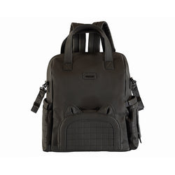 Charcoal Padded Backpack
