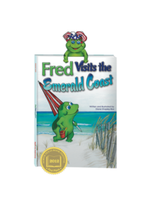 Fred Visits the Emerald Coast Children's Book