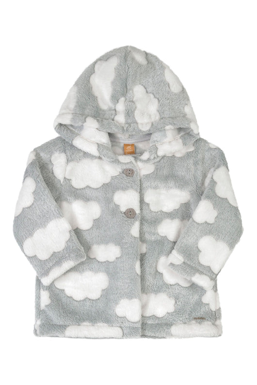 Grey Cloud Coat