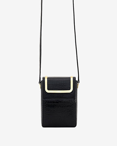 Mini Handy Bag - Black
