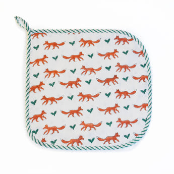 Washcloth - Fox & Leaf