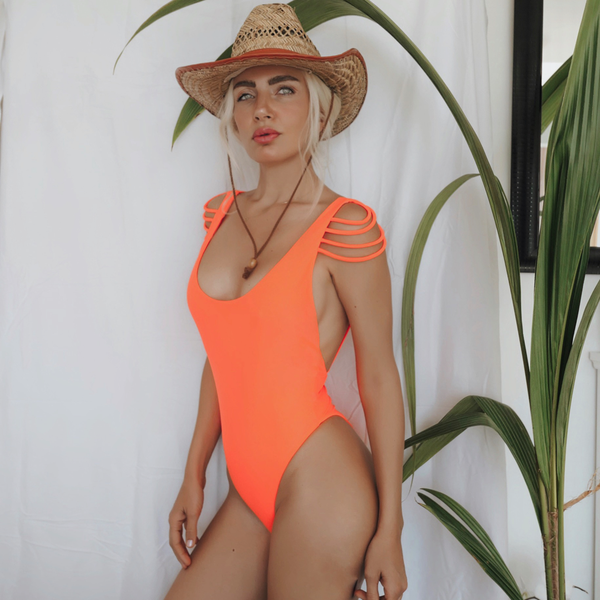 Coral Flash One piece
