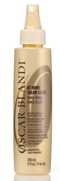 At Home Salon Glaze Shine Rinse