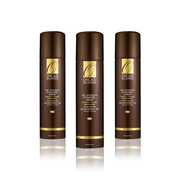 Pronto Dry Shampoo Powder Spray 3-pack