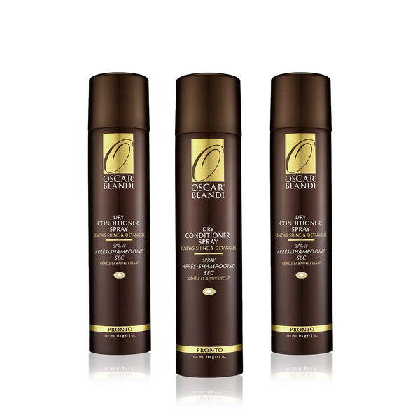 Pronto Dry Conditioner Spray 3-pack