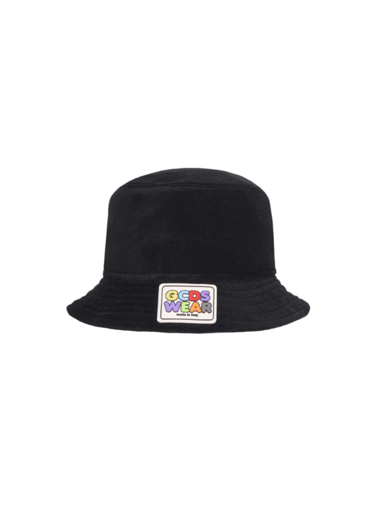 BLACK FISHERMAN HAT
