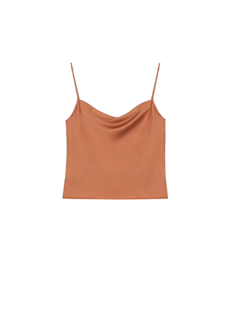JOHAR DRAPED TOP