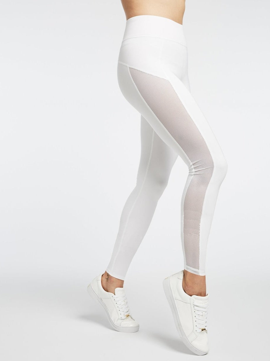 WHITE STARDUST LEGGING