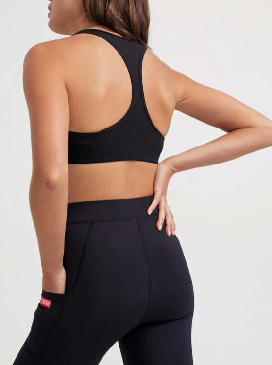 BLACK ALLIANCE SPORTS BRA