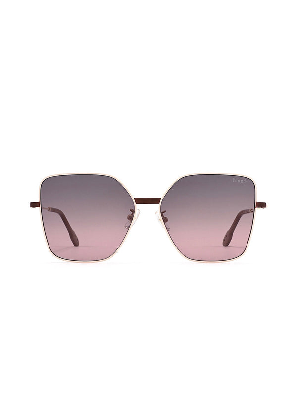 GRAY/RED Juice SUNGLASSES