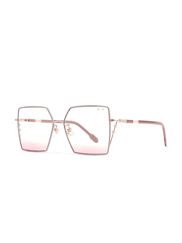 FADING PINK Oxygen SUNGLASSES