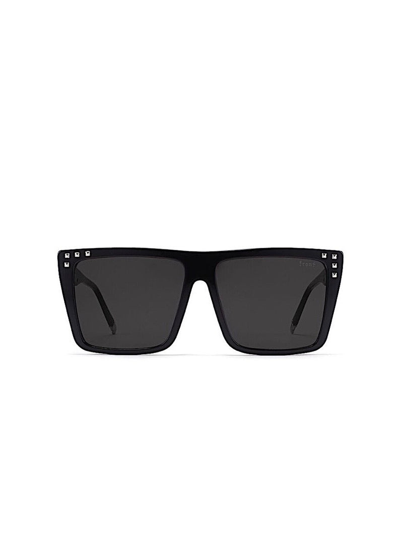 GRAY PAPILLON SUNGLASSES