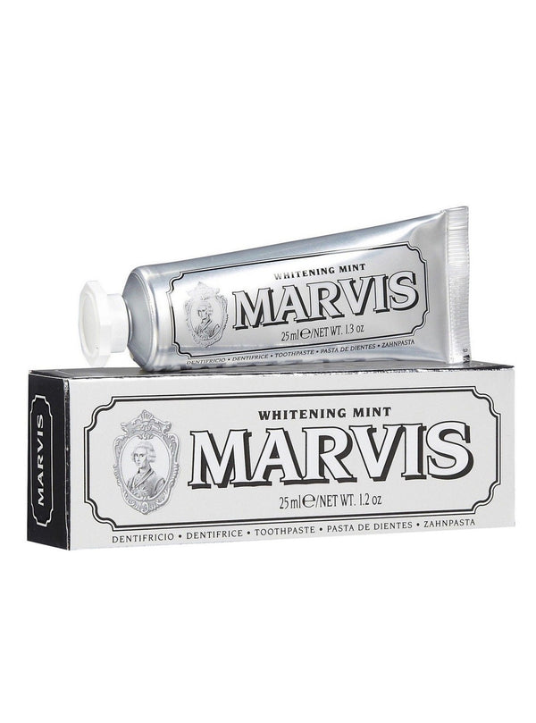 MARVIS Travel Size Whitening Mint Toothpaste  25ml