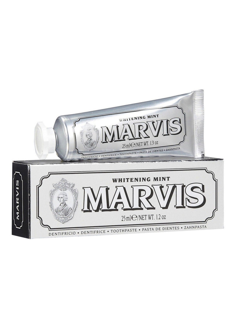 MARVIS Whitening Mint Toothpaste Travel Size 25ml