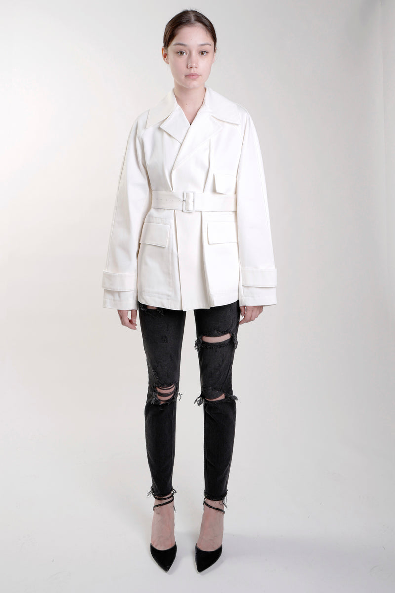 UTILITY TRENCH JACKET