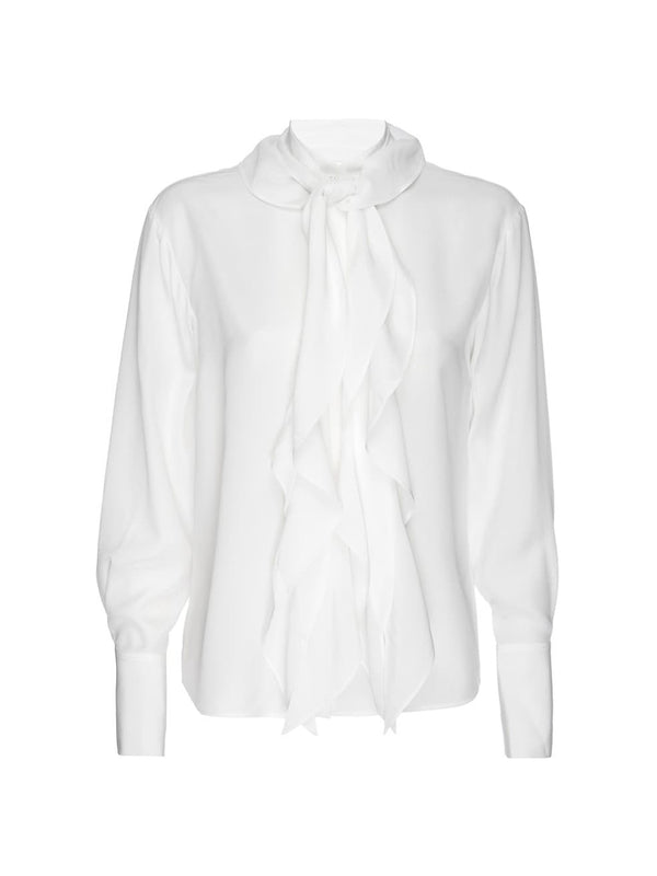 OFF WHITE MARGUERITE BLOUSE