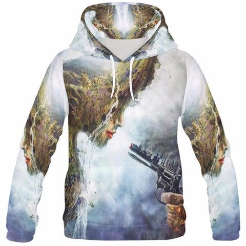 Earth Conflict Hoodie