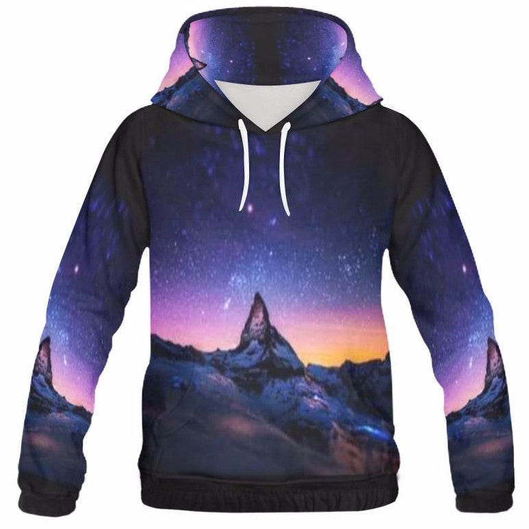 Mountain Of Dreams Hoodie