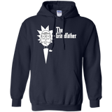 Rick & Morty Godfather Hoodie