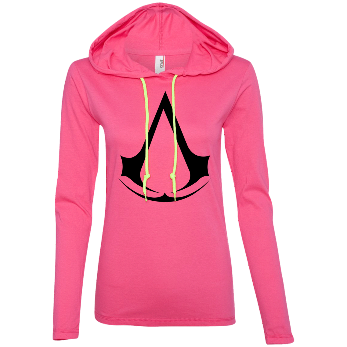 Assassin S Creed Shadow Hoodie Ladies Straight Hoodie