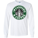 Cannabis & Coffee Long Sleeve