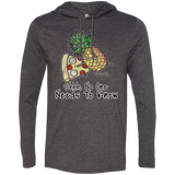 Pineapple Pizza Love Hoodie (SlimFit)