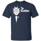 Rick & Morty Godfather T-Shirt