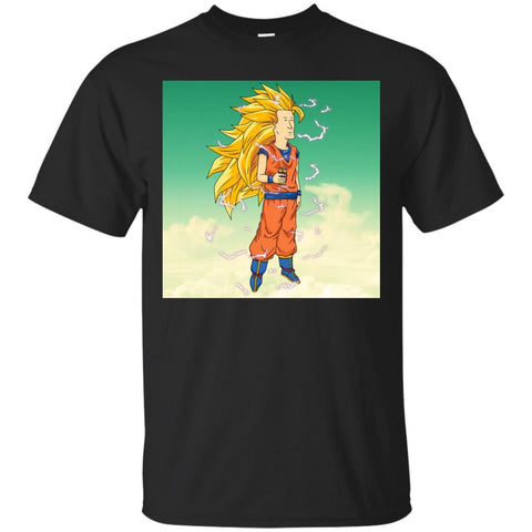 Boomhauer Dragon Ball Z t-shirt