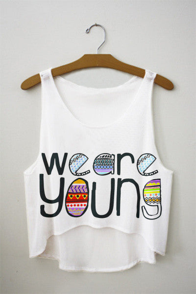 Young at Heart Tank
