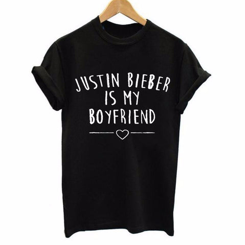 Justin Bieber Is My Boyfriend