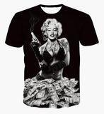 Marilyn Monroe Money T-Shirt