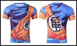 Goku Battle T-Shirt