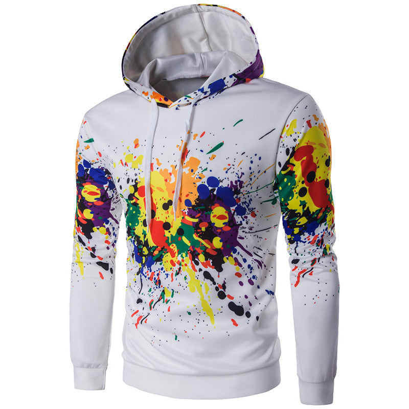 Leovanni Abstract Art Hoodie