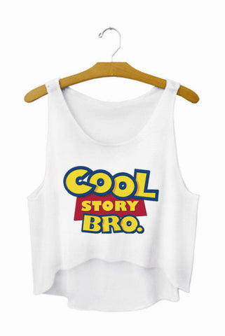 Toy Story Cool Story Bro