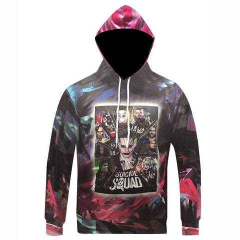 Suicide Squad Hoodie