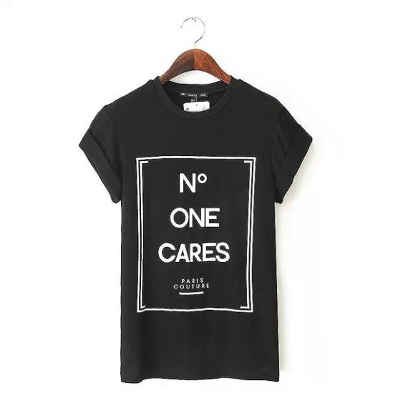 No One Cares Paris