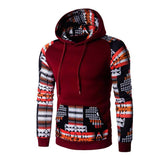 Leovanni Machi Art Blood Hoodie