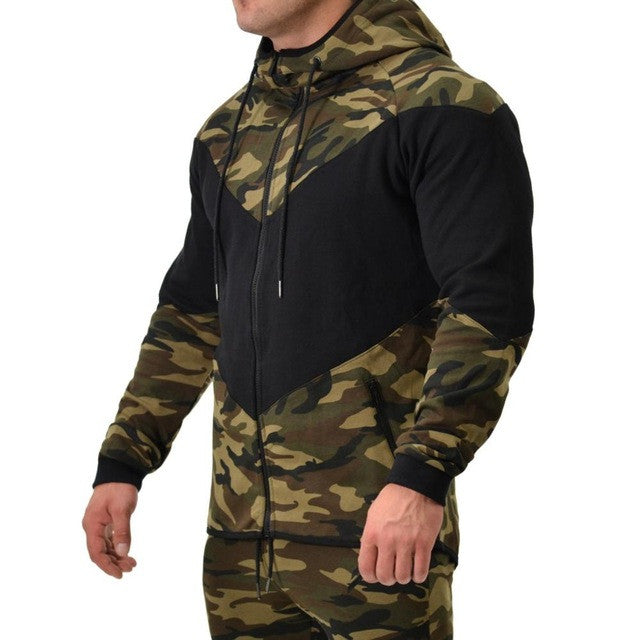 Military Camo Suit
