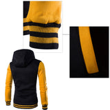 College Fresh Hoodie By Lee Camacho (Slimfit)
