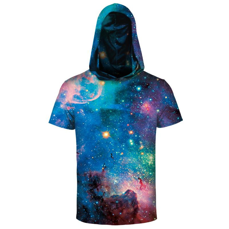 Genesis Space Galaxy T-Shirt