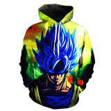 Vegetto Dragon Ball Z Hoodies