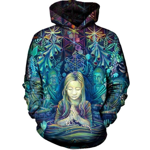 Miracle Of Prayer Hoodie