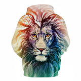 Ancient Lion Hoodie