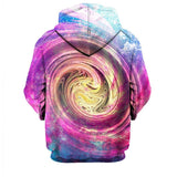 Space Galaxy Cat Hoodies Collection