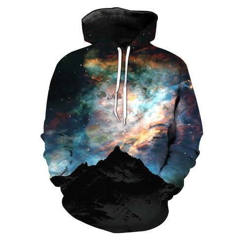 Tranquil Meditation Hoodie