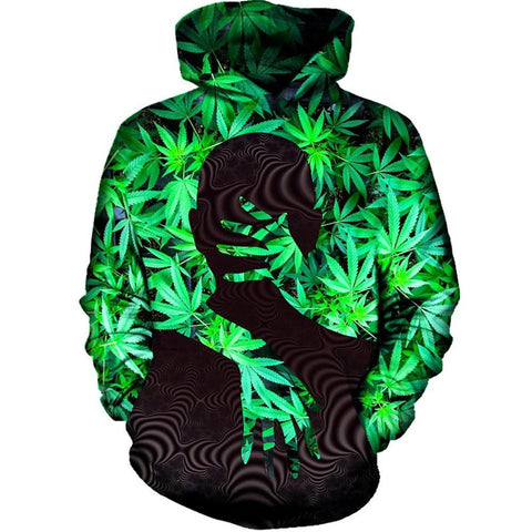 Herbal Love Hoodie