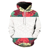 Floral Dream Hoodie By Leovanni Machi