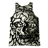 Skull 3D Sublimation Vest