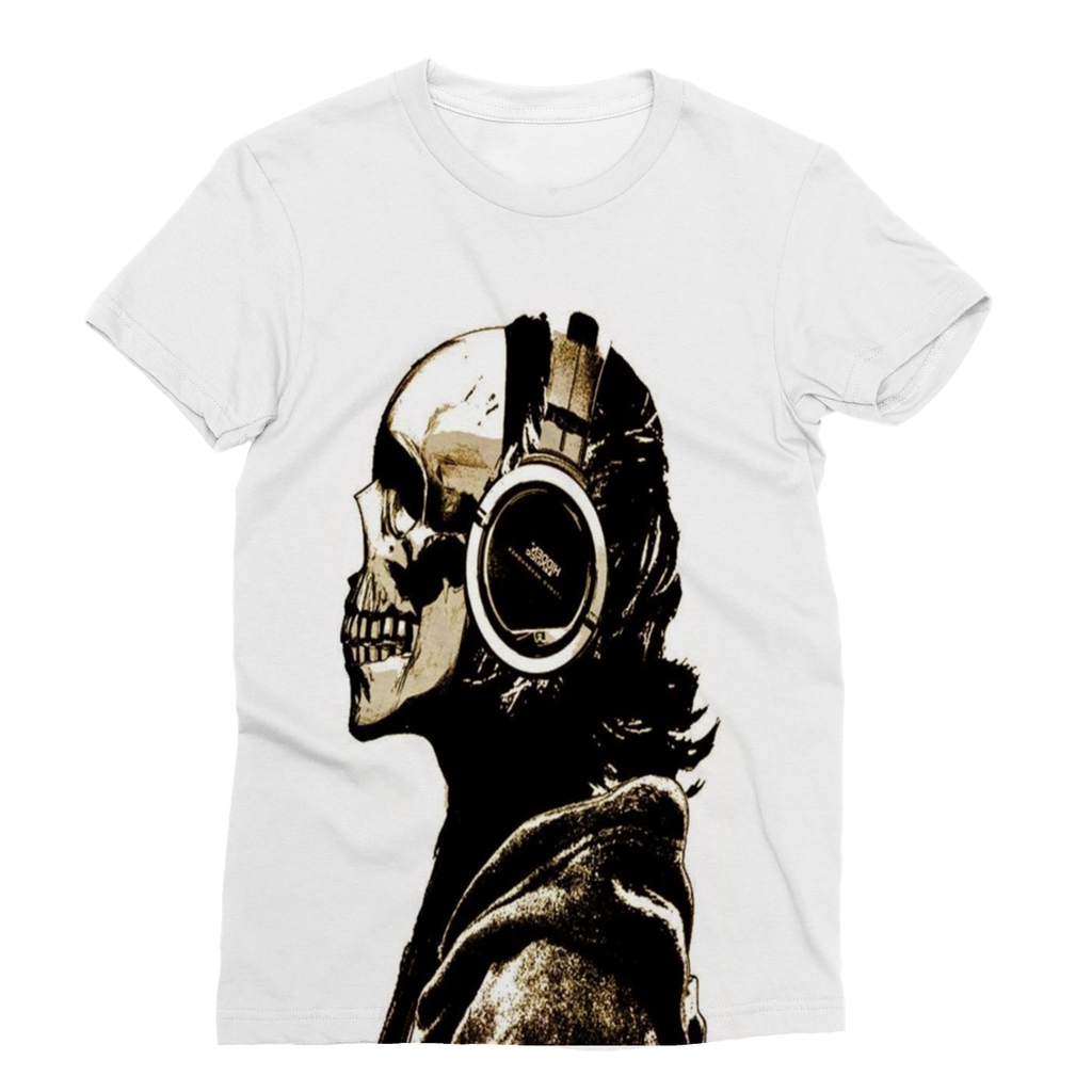Musical Death Sublimation T-Shirt
