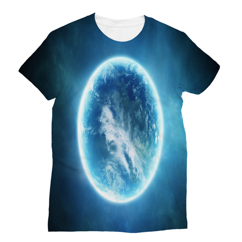 Spirit Earth Galaxy T-Shirt
